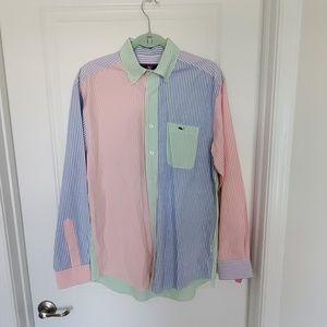 Vineyard Vines multicolored buttondown shirt